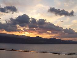 Sunset Las Palmas Canary Islands