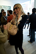 NADIA TROKHAN Nigel Cook: New Accursed Art Club. Stuart Shave/Modern art. New Gallery at Eastcastle St. Oxford Circus. London. 24 April 2008.  *** Local Caption *** -DO NOT ARCHIVE-© Copyright Photograph by Dafydd Jones. 248 Clapham Rd. London SW9 0PZ. Tel 0207 820 0771. www.dafjones.com.