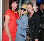 KATE MOSS; JANET STREET-PORTER; PAM HOGG; 2010. Whitechapel art Gallery.  To raise money for the gallery';s education and community programme. 22 April 2010.