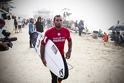 September 12, 2017 - Joan Duru of France on his way out for Heat 7 of Round Two of the Hurley Pro at Trestles...Hurley Pro at Trestles 2017, California, USA - 12 Sep 2017 (Credit Image: © Rex Shutterstock via ZUMA Press)