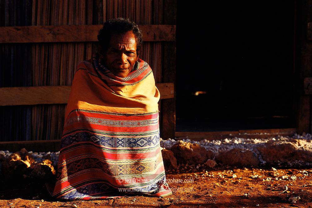 Soe, Timor, East Nusa Tenggara, Indonesia.