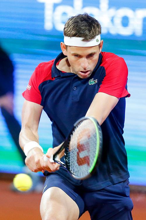 Tennis-ATP Serbia Open Belgrade 2021-<br /> Filip Krajinovic (SRB) v Nikola Milojevic (SRB)<br /> Beograd, 21.04.2021.foto: Marko Djokovic/Starsportphoto ©