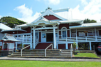 """Daifukuji Soto Mission """"Daifukuji"""" means The Temple of Great Happiness founded in 1914 in Honalo, Kona, on the Big Island of Hawaii.  It is the temple's vision to offer the teachings of the Buddha and Soto Zen practice to the community of Honalo, Kona, Hawaii."""