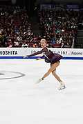 Bradie Tennell Representing the USA during the ISU - Four Continents Figure Skating Championships, at the Honda Center in Anaheim California, February 5-10, 2019
