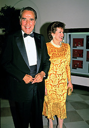 United States Senate Minority Leader Bob Dole (Republican of Kansas) and his wife, US Secretary of Labor Elizabeth Hanniford Dole, arrive for the State Dinner in honor of President Mikhail Gorbachev of the Union of Soviet Socialist Republics, at the White House in Washington, DC on Thursday, May 31, 1990. Photo by Ron Sachs / CNP /ABACAPRESS.COM
