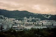 Morandi Bridge - Genoa