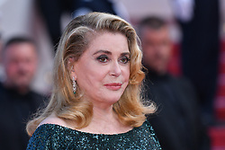 """Catherine Deneuve attends the closing ceremony screening of """"The Specials"""" during the 72nd annual Cannes Film Festival on May 25, 2019 in Cannes, France. Photo by Lionel Hahn/ABACAPRESS.COM"""