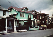 Hotel Rancho, historic buildings, Port of Spain, Trinidad, Trinidad and Tobago 1961-1963