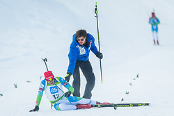 Alex Cisar of Slovenia? during Slovenian National Cup in Biathlon, on December 30, 2017 in Rudno polje, Pokljuka, Slovenia. Photo by Ziga Zupan / Sportida