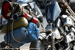 Loaded! at the Born-Free Vintage Motorcycle show at Oak Canyon Ranch, Silverado, CA, USA. Sunday, June 23, 2019. Photography ©2019 Michael Lichter.