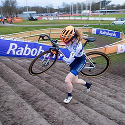 12-01-2020: Wielrennen: NK Veldrijden: Rucphen<br />Puck Pieterse