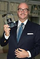 Jonathan Sothcott, Virtual awards for SME News, Greater London Enterprise Awards, awards Shogun Films, Best emerging Independent Film Production UK  award. Millennium Hotel Kensington. photo by Terry Scott