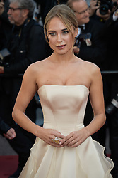 Kimberley Garner attending the premiere of the film Les Filles du Soleil during the 71st Cannes Film Festival in Cannes, France on May 12, 2018. Photo by Julien Zannoni/APS-Medias/ABACAPRESS.COM