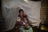DRC / Burundi Refugees / Many Burundian refugges are finding hospitality in houses that was given to them by local residents.  More than 9000 Burundians refugees have crossed into the DRC over the past few weeks. The new<br /> arrivals are being hosted by local families, but the growing numbers are straining<br /> available support. Work is ongoing to identify a site<br /> where all the refugees can be moved, and from where they can have access to<br /> facilities such as schools, health centers and with proper security. / UNHCR / F.Scoppa / May 2015