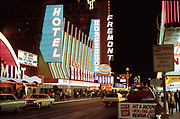 CS00926-04. Horseshoe Hotel, Las Vegas, Nevada, 1968