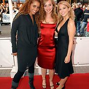 NLD/Amsterdam/20070522 - Premiere Pirates Of The Caribbean 3, Lauretta Gerards, Ilana Rooderkerk en Sarah Chronis