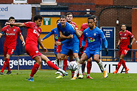 Richie Bennett. Stockport County 1 (6-7) 1 Chesterfield. Emirates FA Cup. 24.10.20