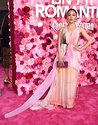 Guests at the 'Isn't It Romantic' world premiere held at The Theatre at Ace Hotel on February 11, 2019 in Los Angeles. 11 Feb 2019 Pictured: Constance Wu. Photo credit: MEGA TheMegaAgency.com +1 888 505 6342