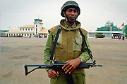 Soldier, Cameroon, Africa