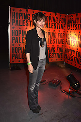 "Sheherazade Goldsmith at ""Hoping For Palestine"" Benefit Concert For Palestinian Refugee Children held at The Roundhouse, Chalk Farm Road, England. 04 June 2018. <br /> Photo by Dominic O'Neill/SilverHub 0203 174 1069/ 07711972644 - Editors@silverhubmedia.com"