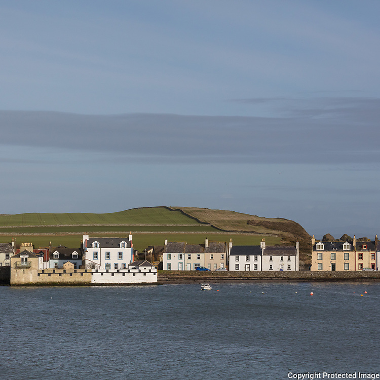 Isle of Whithorn Harbour, Dumfries and Galloway, Scotland.