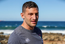 Jonny May (Leicester Tigers) - Mandatory by-line: Steve Haag/JMP - 06/06/2018 - RUGBY - Kashmir Restaurant - Durban, South Africa - England Press Conference, South Africa Tour