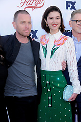 May 11, 2017 - North Hollywood, CA, United States - 11 May 2017 - North Hollywood, California - Ewan McGregor, Mary Elizabeth Winstead. FX's ''Fargo'' FYC Event held at the Saban Media Center at the Television Academy in North Hollywood. Photo Credit: Birdie Thompson/AdMedia (Credit Image: © Birdie Thompson/AdMedia via ZUMA Wire)