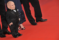 File photo - Verne Troyer attending the screening of 'The Imaginarium of Doctor Parnassus' during the 62nd Cannes Film Festival at the Palais des Festivals in Cannes, France on May 22, 2009. Verne Troyer, who is best known for playing Mini-Me in the Austin Powers films, has died at the age of 49. Troyer, who was 81cm tall, also played Griphook in the first Harry Potter film. Photo by Nebinger-Orban/ABACAPRESS.COM