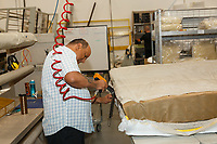 On-location commercial photography of a retail store and custom manufacturing site for use on the product packaging as well as for the company website, online catalog, marketing proposals, and other sales tools.<br /> <br /> ©2020, Sean Phillips<br /> http://www.RiverwoodPhotography.com