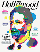 September 15, 2021 - USA: Jon Stewart Covers The Hollywood Reporter Magazine