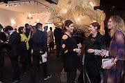DIALA KHLAT; CARINE LEE; AMANDA SEVAUX, PAD COLLECTORS PREVIEW NIGHT - BERKELEY SQ. LONDON, MONDAY 3 OCTOBER