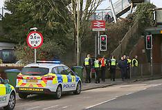 Portchester Station Fatal