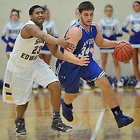 3.10.2012 Midview vs St. Edward Boys Basketball
