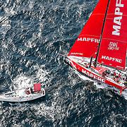 Alicante stopover. Leg 01 start. Photo by Ainhoa Sanchez/Volvo Ocean Race. 22 October, 2017.