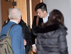 Liu Xiaozong, husband of Meng Wanzhou, Huawei's chief financial officer leaves a B.C. courthouse following a bail hearing for his wife on Monday, December 10, 2018 in Vancouver, BC, Canada. Photo by Jonathan Hayward/CP/ABACAPRESS.COM