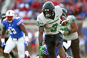 DALLAS, TX - SEPTEMBER 09: during a football game against the on September 9, 2017 at Gerald Ford Stadium in Dallas, TX (Photo by Mikel Galicia/Icon Sportswire)
