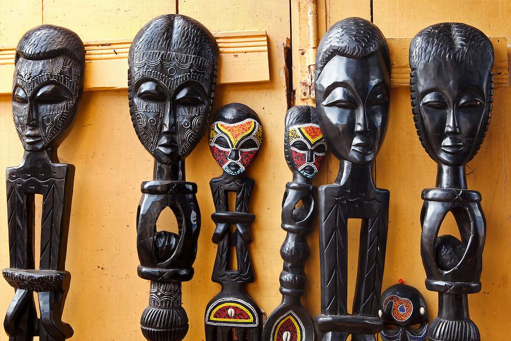 West African Art Carvings