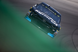 July 13, 2018 - Sparta, Kentucky, United States of America - Jamie McMurray (1) practices for the Quaker State 400 at Kentucky Speedway in Sparta, Kentucky. (Credit Image: © Stephen A. Arce/ASP via ZUMA Wire)