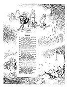 Picnics (Illustrated poems)