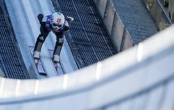 31.12.2017, Olympiaschanze, Garmisch Partenkirchen, GER, FIS Weltcup Ski Sprung, Vierschanzentournee, Garmisch Partenkirchen, Training, im Bild HalvorEgner Granerud (NOR) // HalvorEgner Granerud of Norway during his Practice Jump for the Four Hills Tournament of FIS Ski Jumping World Cup at the Olympiaschanze in Garmisch Partenkirchen, Germany on 2017/12/31. EXPA Pictures © 2017, PhotoCredit: EXPA/ Jakob Gruber