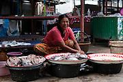 Bangkok, Thailand, outdoor food market