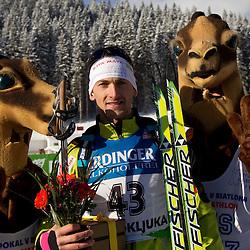 20101218: SLO, Biathlon - IBU World Cup, Men 10km Sprint