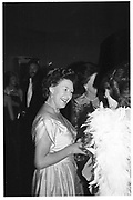 Princess Margaret, Westminster Ball, Hilton 28.11.83© Copyright Photograph by Dafydd Jones 66 Stockwell Park Rd. London SW9 0DA Tel 020 7733 0108 www.dafjones.com