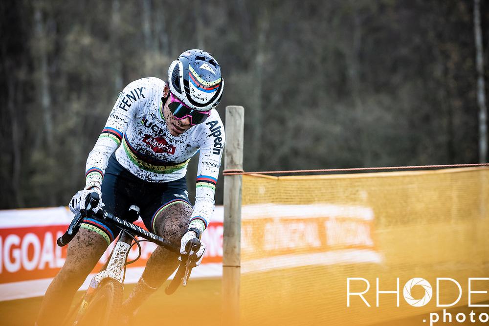 World Champion Ceylin Del Carmen Alvarado (NED/Alpecin Fenix) <br /> <br /> CX Superprestige Boom 2020<br /> Women Elite <br /> <br /> ©RhodeVanElsen