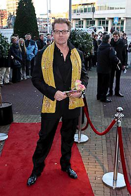 NLD/Zaandam/20081207 - Premiere Op Hoop van Zegen, Erik Beekes