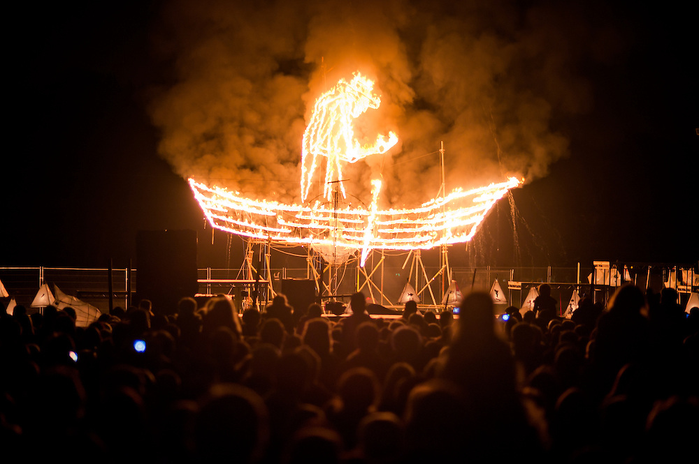 Liverpool Lantern Company put on another great show this year. After having their funding cut last year its great to see it back. A brilliant event full of community participation, fireworks and spookyness.