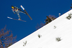 Anze Semenic (SLO) during the Trial Round of the Ski Flying Hill Individual Competition at Day 1 of FIS Ski Jumping World Cup Final 2019, on March 21, 2019 in Planica, Slovenia. Photo by Matic Ritonja / Sportida