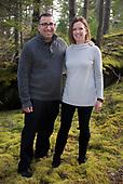 Liz and Tony - Couples Portrait