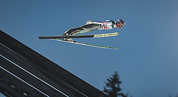 30.12.2018, Schattenbergschanze, Oberstdorf, GER, FIS Weltcup Skisprung, Vierschanzentournee, Oberstdorf, 1. Wertungsdurchgang, im Bild Severin Freund (GER) // Severin Freund of Germany during his 1st Competition Jump for the Four Hills Tournament of FIS Ski Jumping World Cup at the Schattenbergschanze in Oberstdorf, Germany on 2018/12/30. EXPA Pictures © 2018, PhotoCredit: EXPA/ JFK