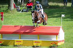 Price Tim (NZL) - Wesko <br /> Cross Country <br /> CCI4*  Luhmuhlen 2014 <br /> © Hippo Foto - Jon Stroud